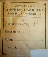 Libreria Gandolfi