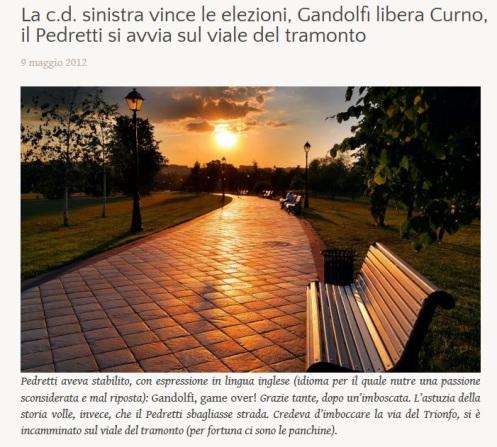 Viale del tramonto_9 maggio 2012