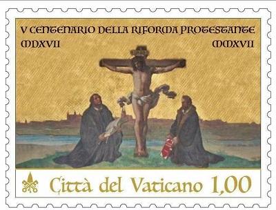 VAticano, crocifissione