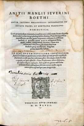 Severino Dialettica