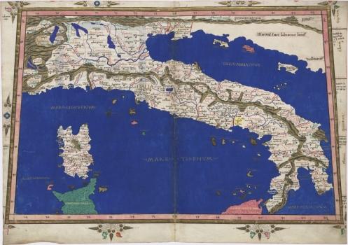 Istria nell'Italia_di_Tolomeo